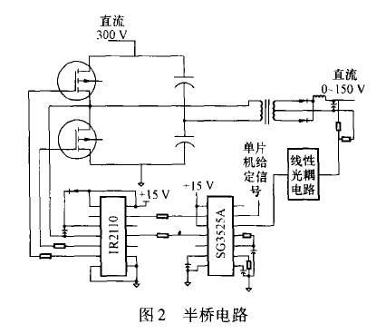 当反馈电压信号低于给定电压信号时,sg3525a内部逻辑电路动作,输出