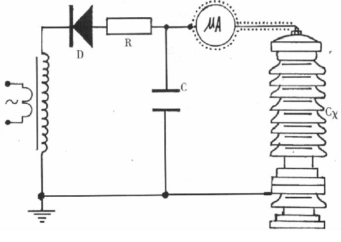 教你如何连接直流高压发生器